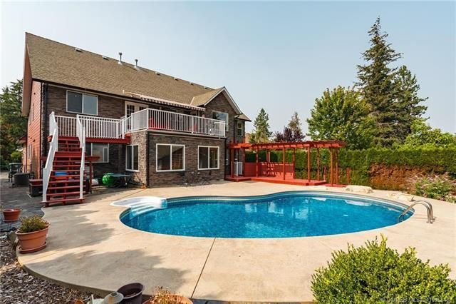 4825 Canyon Ridge Crescent,, Kelowna, BC V1W 4A1 (MLS #10168480) :: Walker Real Estate Group