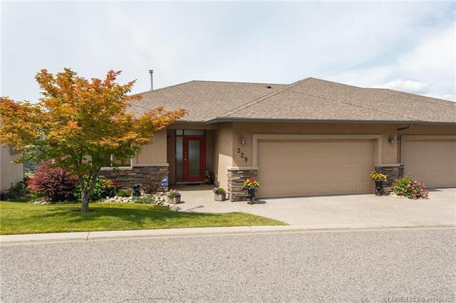 #329 663 Denali Court,, Kelowna, BC V1V 2R4 (MLS #10168482) :: Walker Real Estate Group