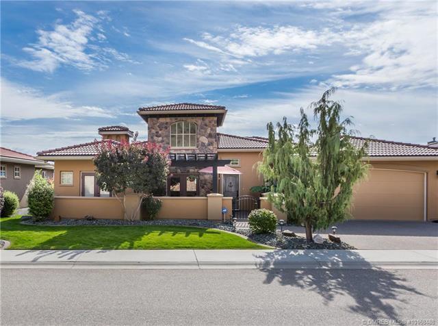 152 Vineyard Way,, Vernon, BC V1H 1Z7 (MLS #10168488) :: Walker Real Estate Group