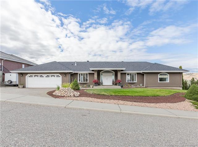 692 Mt Thor Drive,, Coldstream, BC V1B 2W1 (MLS #10168541) :: Walker Real Estate Group