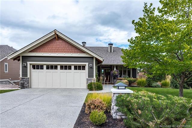 254 Dormie Place,, Vernon, BC V1H 1Y5 (MLS #10168558) :: Walker Real Estate Group
