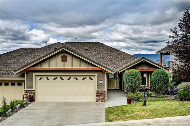 5374 Trickle Creek Drive,, Kelowna, BC V1X 8C7 (MLS #10168560) :: Walker Real Estate Group