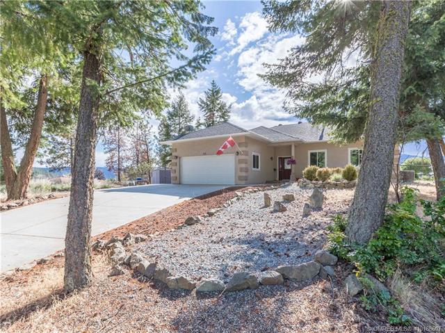#45 9196 Tronson Road,, Vernon, BC V1H 1E8 (MLS #10168607) :: Walker Real Estate Group