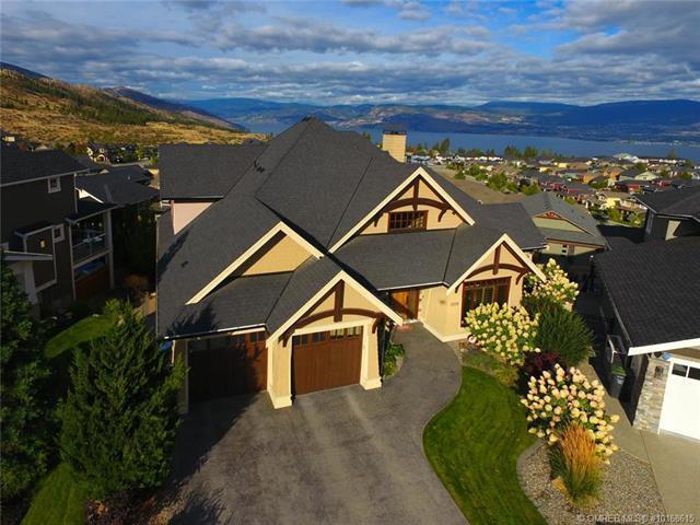 5508 Trestle Court,, Kelowna, BC V1W 5G4 (MLS #10168615) :: Walker Real Estate Group