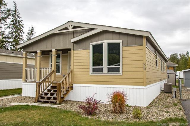 #25 4811 10A Avenue, NE, Salmon Arm, BC V1E 4N6 (MLS #10168660) :: Walker Real Estate Group