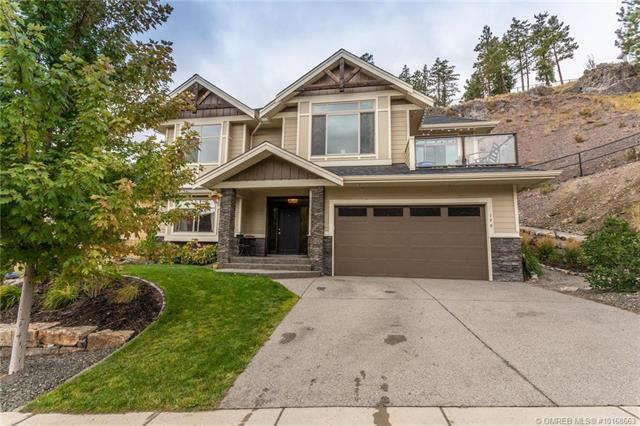 190 Wilden Ridge Drive,, Kelowna, BC V1V 2Z9 (MLS #10168663) :: Walker Real Estate Group
