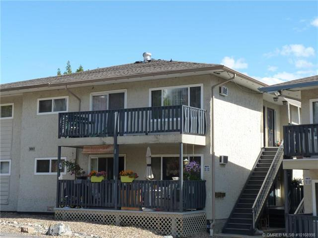 #226 3505 38 Street,, Vernon, BC V1T 6X1 (MLS #10168998) :: Walker Real Estate Group