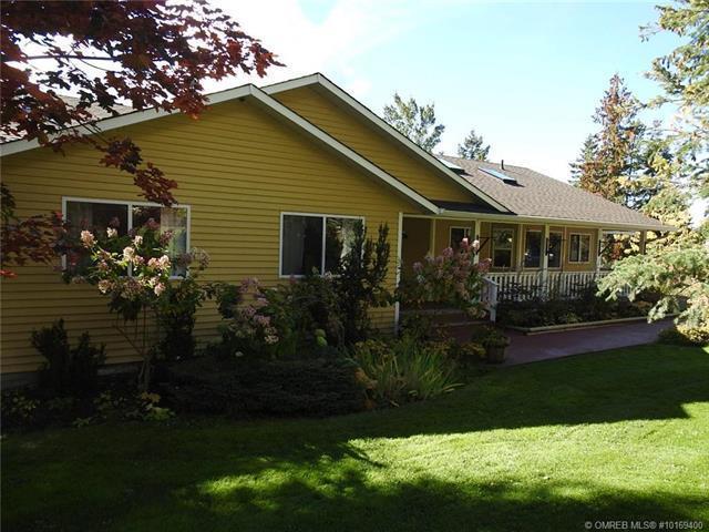 5345 Silvernails Road,, Falkland, BC V0E 1W0 (MLS #10169400) :: Walker Real Estate Group