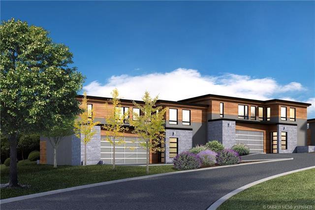 #3 175 Predator Ridge Drive,, Vernon, BC V1H 1Y8 (MLS #10169428) :: Walker Real Estate Group