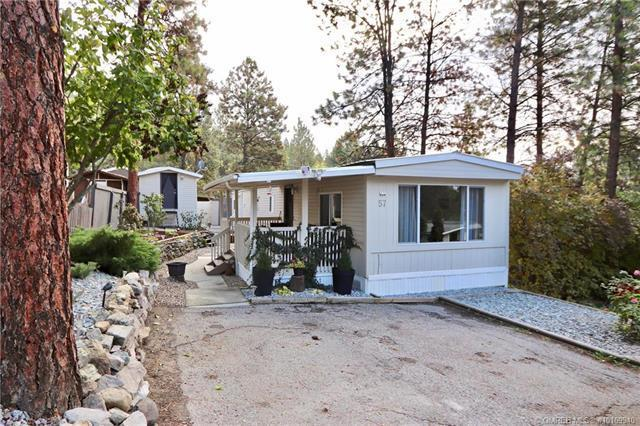 #57 1860 Boucherie Road,, West Kelowna, BC V4T 2A1 (MLS #10169940) :: Walker Real Estate Group