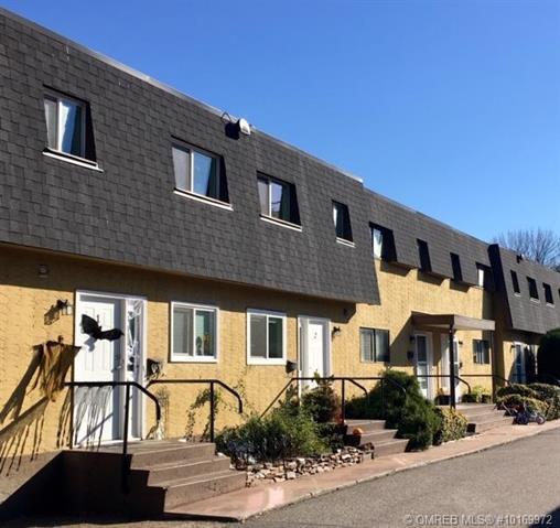 #3 1283 Bernard Avenue,, Kelowna, BC V1Y 8K5 (MLS #10169972) :: Walker Real Estate Group