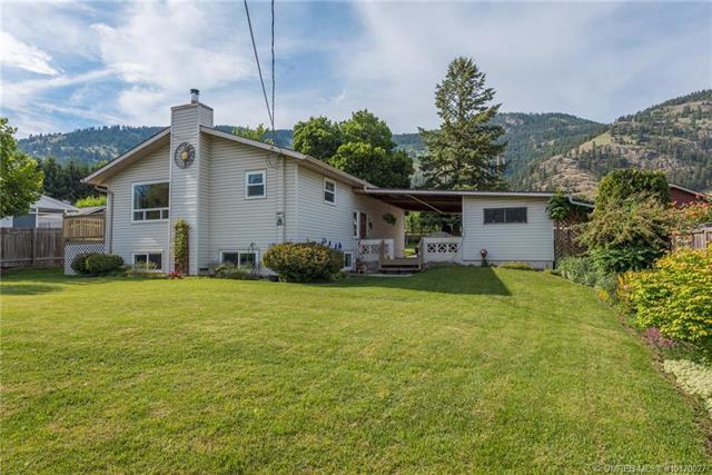 6322 Freeman Drive,, Coldstream, BC V1B 3C7 (MLS #10170027) :: Walker Real Estate Group