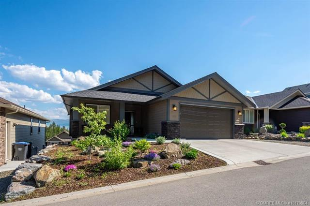 2432 Tallus Heights Drive,, West Kelowna, BC V4T 3M2 (MLS #10170064) :: Walker Real Estate Group