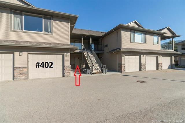 #402 3350 Woodsdale Road,, Lake Country, BC V4V 1X6 (MLS #10170075) :: Walker Real Estate Group