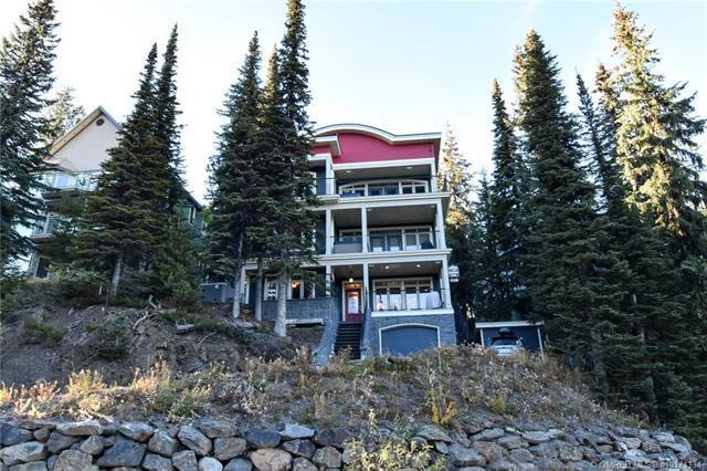 #1 715 Monashee Road,, Silver Star, BC V1B 3M1 (MLS #10171134) :: Walker Real Estate Group