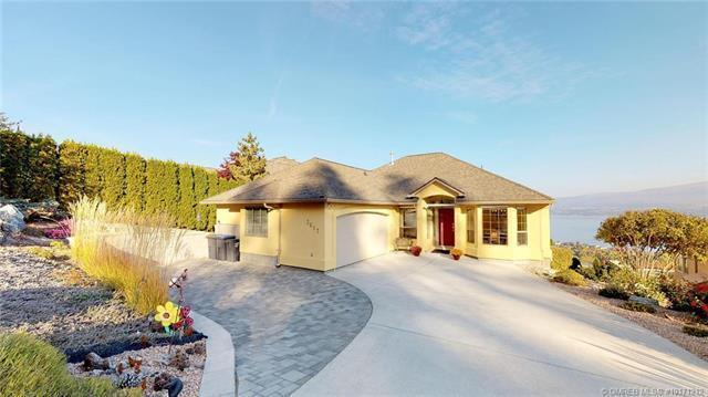 3617 Gala View Drive,, West Kelowna, BC V4T 2M3 (MLS #10171212) :: Walker Real Estate Group
