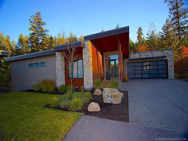 #5 450 Predator Ridge Drive,, Vernon, BC V1H 2L7 (MLS #10171318) :: Walker Real Estate Group