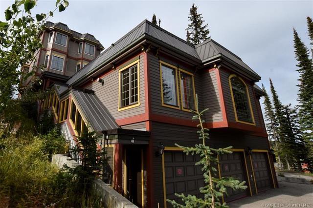 350 Monashee Road,, Silver Star, BC V1B 3M1 (MLS #10171476) :: Walker Real Estate Group