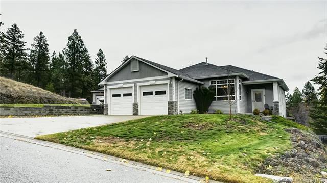 2060 Rosealee Lane,, West Kelowna, BC V1Z 3Z1 (MLS #10171545) :: Walker Real Estate Group