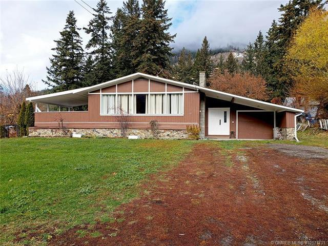 5684 Ponderosa Road,, Falkland, BC V0E 1W0 (MLS #10171731) :: Walker Real Estate Group