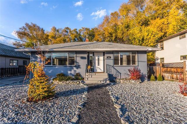 930-932 Lawson Avenue,, Kelowna, BC V1Y 6T1 (MLS #10171759) :: Walker Real Estate Group