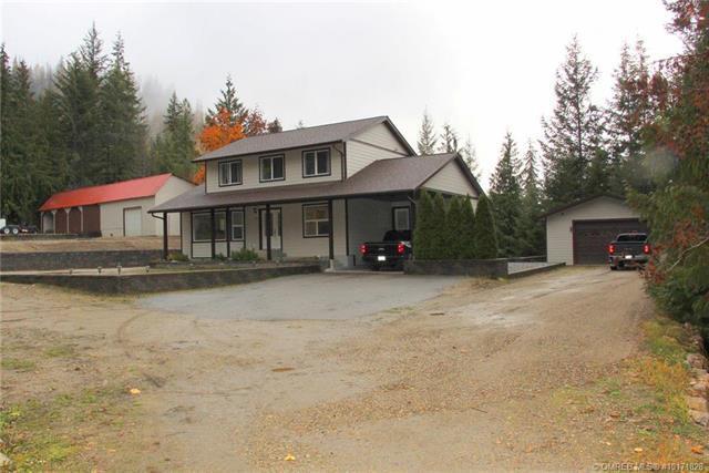 606 Hunt Road,, Swansea Point, BC V0E 2K2 (MLS #10171828) :: Walker Real Estate Group