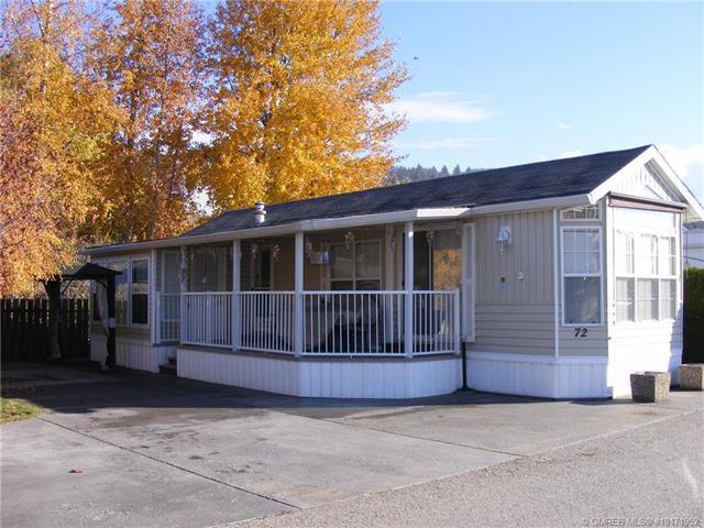 #72 8000 Highland Road,, Vernon, BC V1B 3W5 (MLS #10171952) :: Walker Real Estate Group