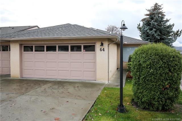 #64 1001 30th Avenue,, Vernon, BC V1T 9H8 (MLS #10171965) :: Walker Real Estate Group