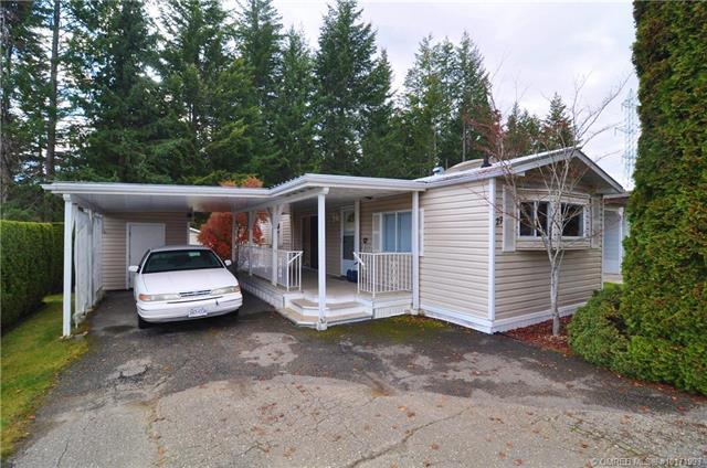 #27 1361 30 Street, SE, Salmon Arm, BC V1E 2P2 (MLS #10171993) :: Walker Real Estate Group