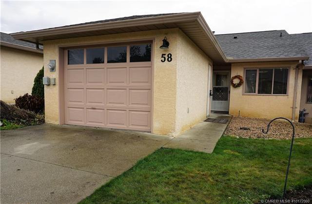 #58 1001 30 Avenue,, Vernon, BC V1T 9H8 (MLS #10172000) :: Walker Real Estate Group