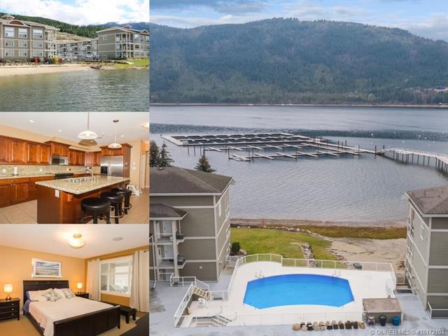 #105 302 Mara Lake Lane,, Sicamous, BC V0E 2V1 (MLS #10172103) :: Walker Real Estate Group
