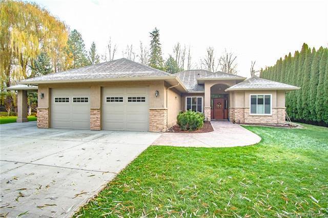 11910 Creek Drive,, Coldstream, BC V1B 1K8 (MLS #10172105) :: Walker Real Estate Group