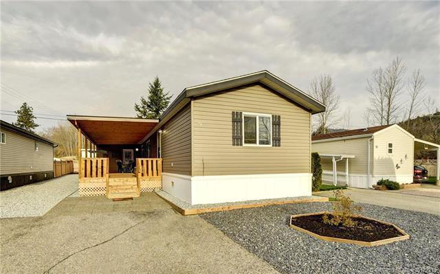 #9 1880 Old Boucherie Road,, Westbank, BC V4T 2B3 (MLS #10172213) :: Walker Real Estate Group