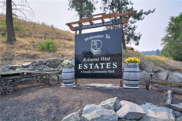 #5 610 Katherine Road,, West Kelowna, BC V1Z 3G2 (MLS #10172225) :: Walker Real Estate Group