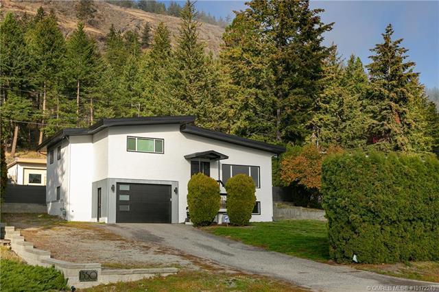 1350 Parkinson Road,, West Kelowna, BC V1Z 3M6 (MLS #10172249) :: Walker Real Estate Group