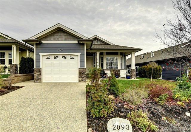 2093 Acorn Crescent,, West Kelowna, BC V4T 3A5 (MLS #10172279) :: Walker Real Estate Group