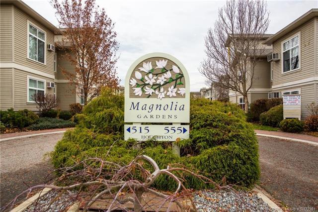 #321 555 Houghton Road,, Kelowna, BC V1X 7P9 (MLS #10172281) :: Walker Real Estate Group