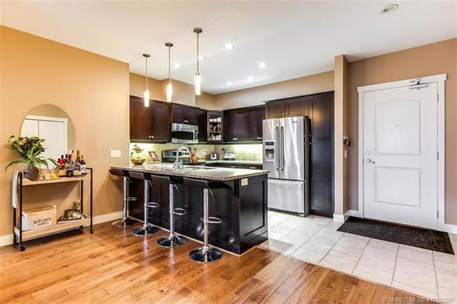 #2302 2200 Upper Sundance Drive,, West Kelowna, BC V4T 3E8 (MLS #10172297) :: Walker Real Estate Group