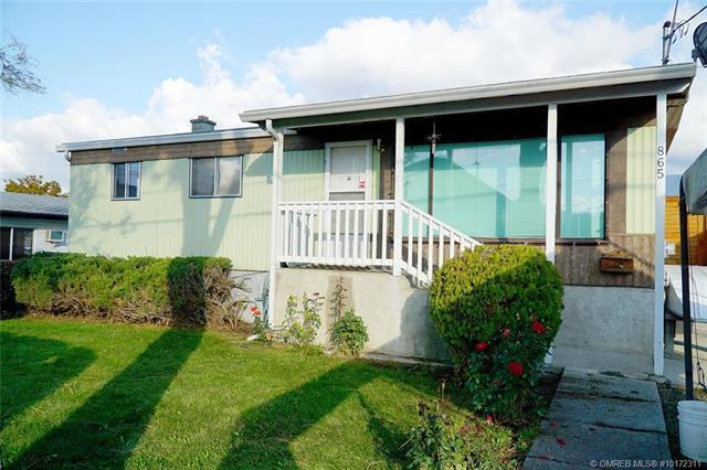 865 Franklyn Road,, Kelowna, BC V1X 3V2 (MLS #10172311) :: Walker Real Estate Group