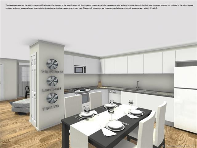 #101 4002 30th Avenue,, Vernon, BC V1T 2G3 (MLS #10172327) :: Walker Real Estate Group