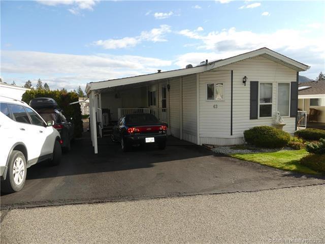 #43 1850 Shannon Lake Road,, West Kelowna, BC V4T 1L6 (MLS #10172338) :: Walker Real Estate Group