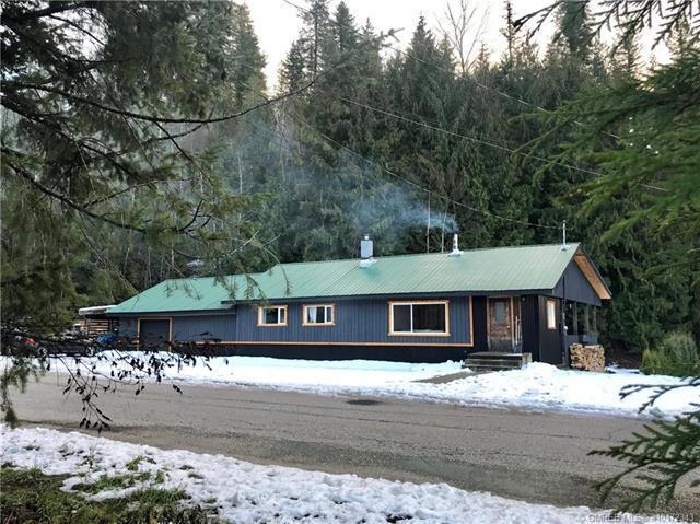1617 Illecillewaet Road,, Revelstoke, BC V0E 2S2 (MLS #10172343) :: Walker Real Estate Group