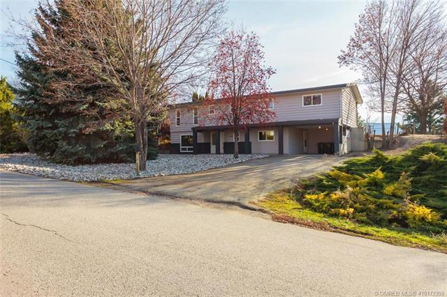 2223 Witt Road,, West Kelowna, BC V4T 2C5 (MLS #10172359) :: Walker Real Estate Group