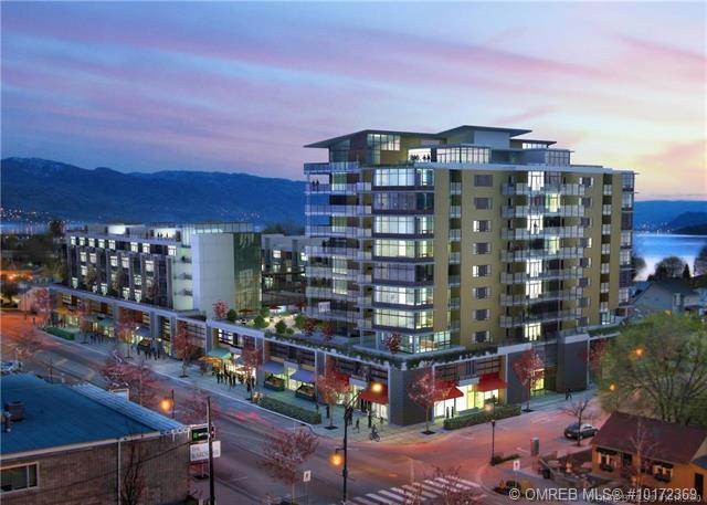 #404 485 Groves Avenue,, Kelowna, BC V1Y 0C4 (MLS #10172369) :: Walker Real Estate Group