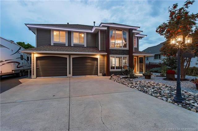 5805 Teal Drive,, Okanagan Landing, BC V1H 1R1 (MLS #10172405) :: Walker Real Estate Group