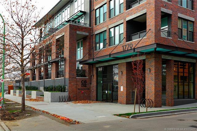 #103 1770 Richter Street,, Kelowna, BC V1Y 0E6 (MLS #10172417) :: Walker Real Estate Group