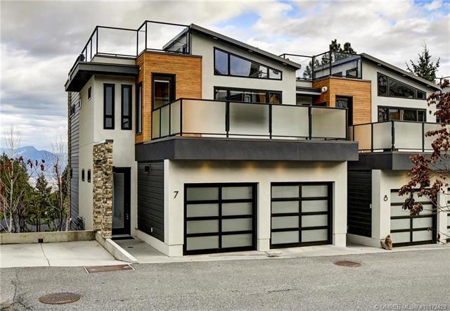 #7 1818 Peak Point Court,, West Kelowna, BC V1Z 4B4 (MLS #10172429) :: Walker Real Estate Group
