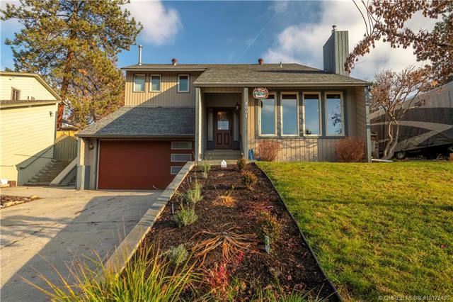 4001 15th Street,, Vernon, BC V1T 8B4 (MLS #10172435) :: Walker Real Estate Group