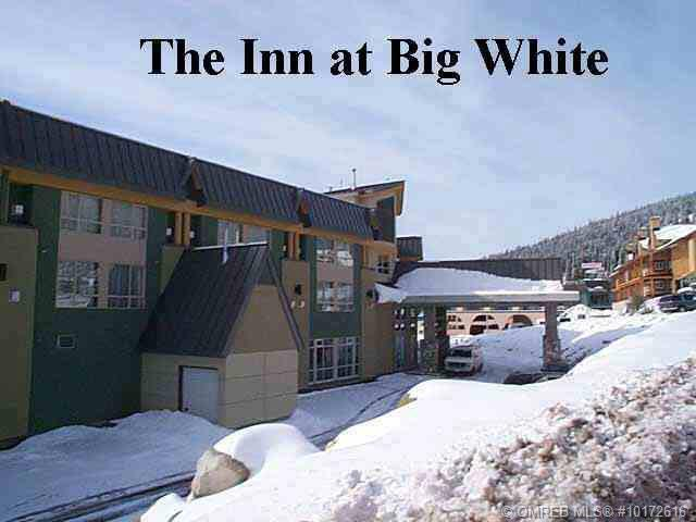 #224 5340 Big White Road,, Big White, BC V1P 1P3 (MLS #10172616) :: Walker Real Estate Group
