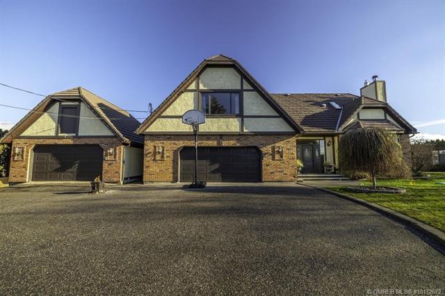 3985 Mutrie Road,, Vernon, BC V1T 8W4 (MLS #10172672) :: Walker Real Estate Group